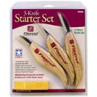 Flexcut Starter Knife Set KN500